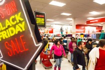 Black Friday deludente nei supermercati e catene USA