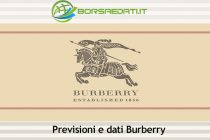 Burberry è leader del digitale